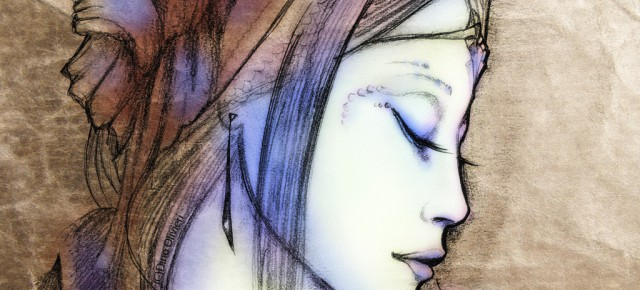 Naiwe Edenda - Illustration © Dino Olivieri