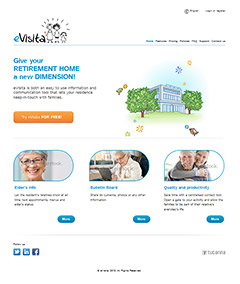 evisita.com - give your retirement home a new dimension