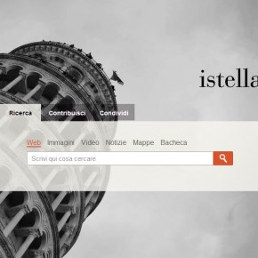 istella.it - l'alternativa di Tiscali a Google Search Italia