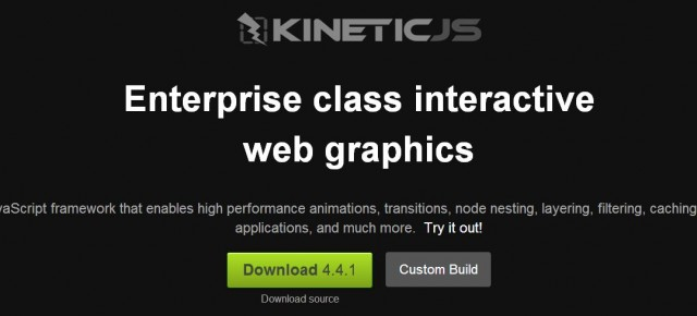 KineticJS - Enterprise class interactive web graphics