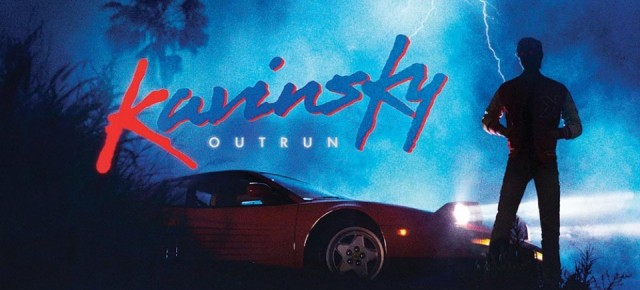 BEST ALBUM MAY 2013 - Kavinsky / OUTRUN