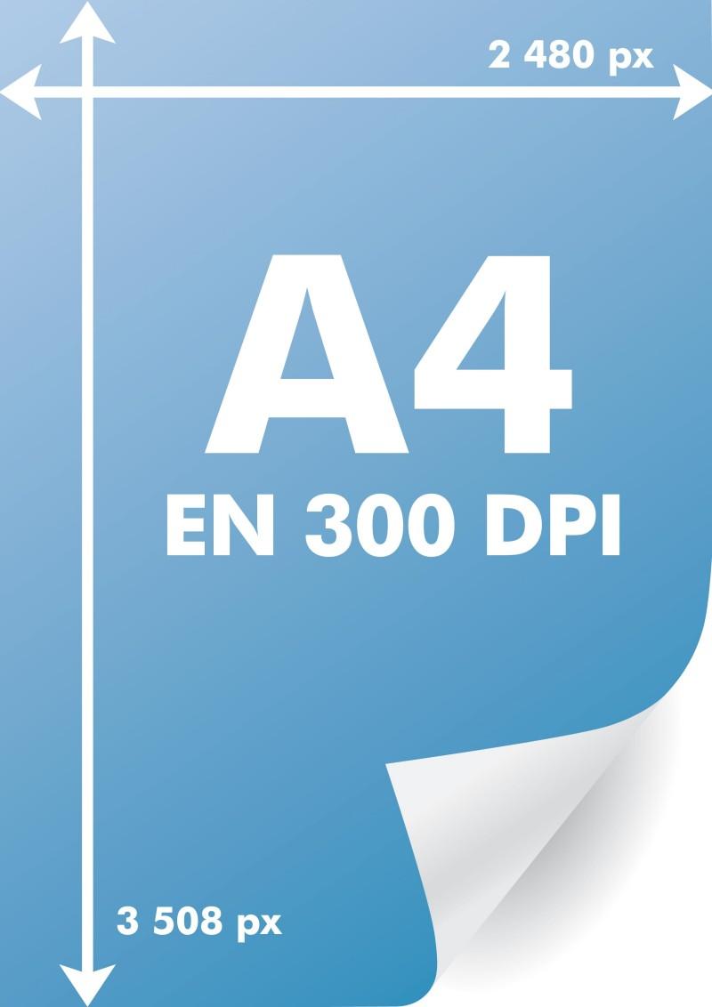 A4-300-dpi