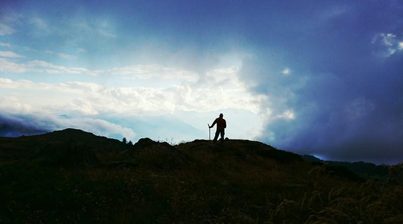 Le Montagne - Dino Olivieri