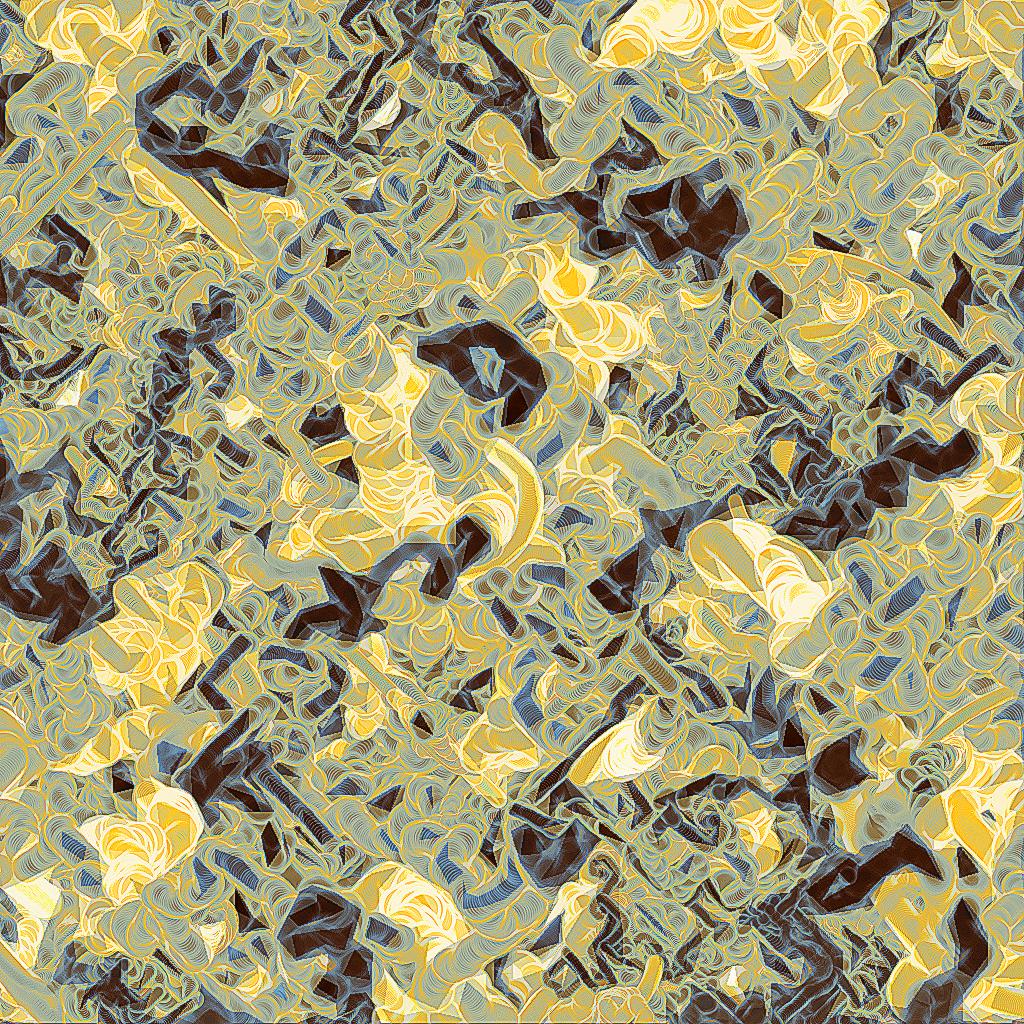 ONYRIX / Dino Olivieri - Imago Computazionale 2 - Smoke Grid - 2014
