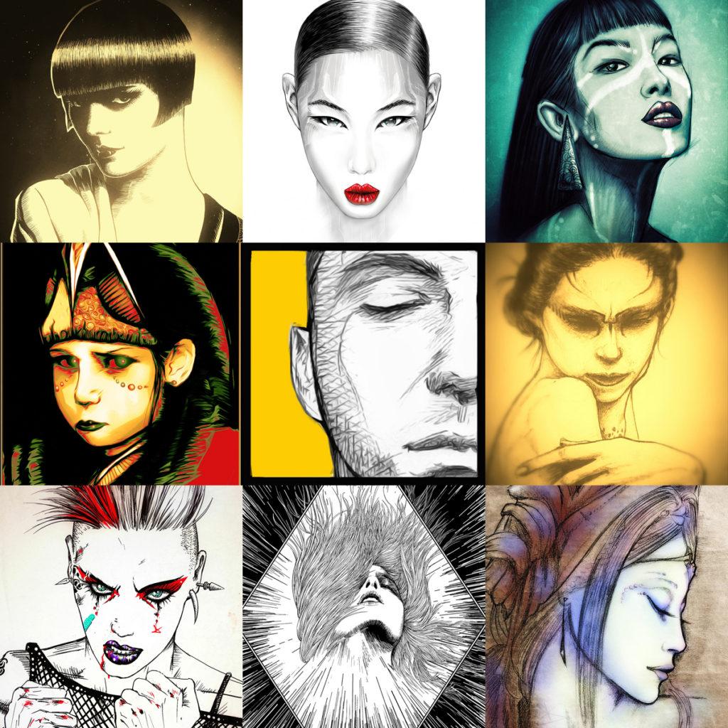 ONYRIX / Dino Olivieri - Art VS Artist