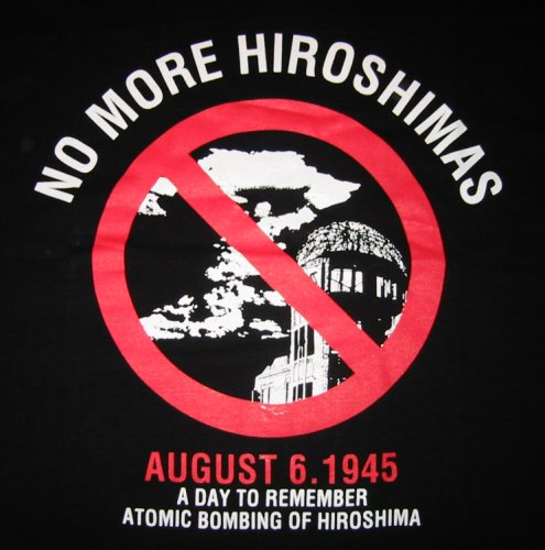 no more hiroshima  u2013 august 6  1945  u2013 a day to remember