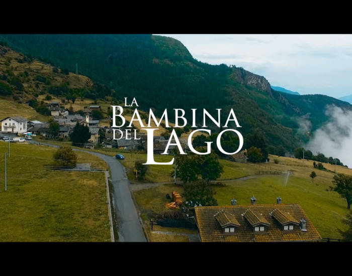 La Bambina del Lago - Original Soundtrack by Dino Olivieri