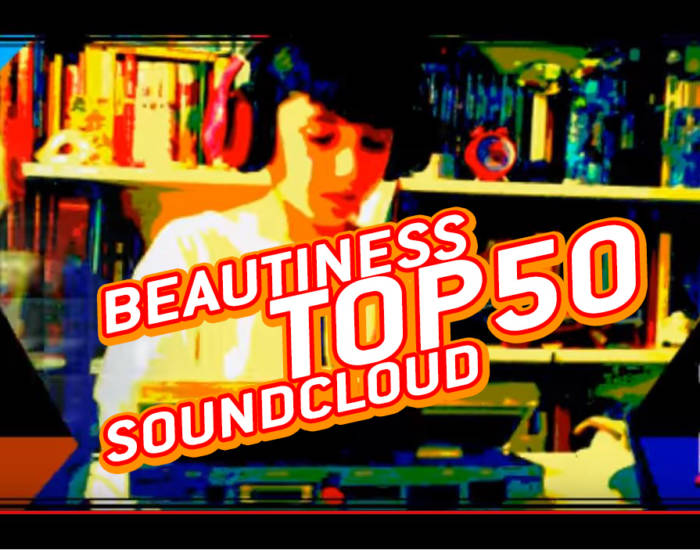 Beautiness on Soundcloud Electronic TOP 50 Chart - Onyrix / Dino Olivieri