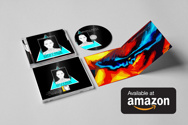 Singularity CD Audio - buy at Amazon