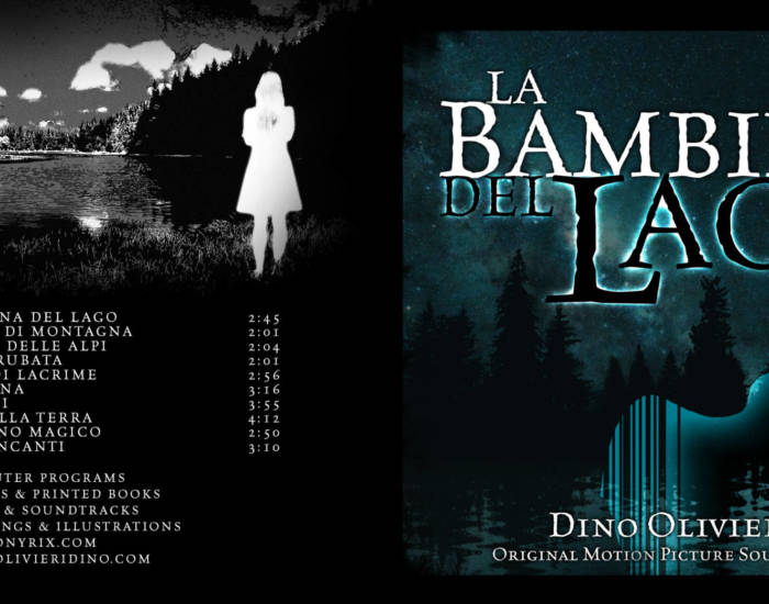 La Bambina Del Lago Original Motion Picture Soundtrack by Dino Olivieri