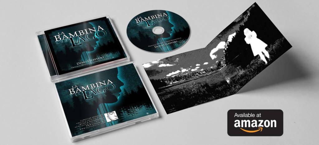 La Bambina Del Lago by Dino Olivieri / Onyrix.com