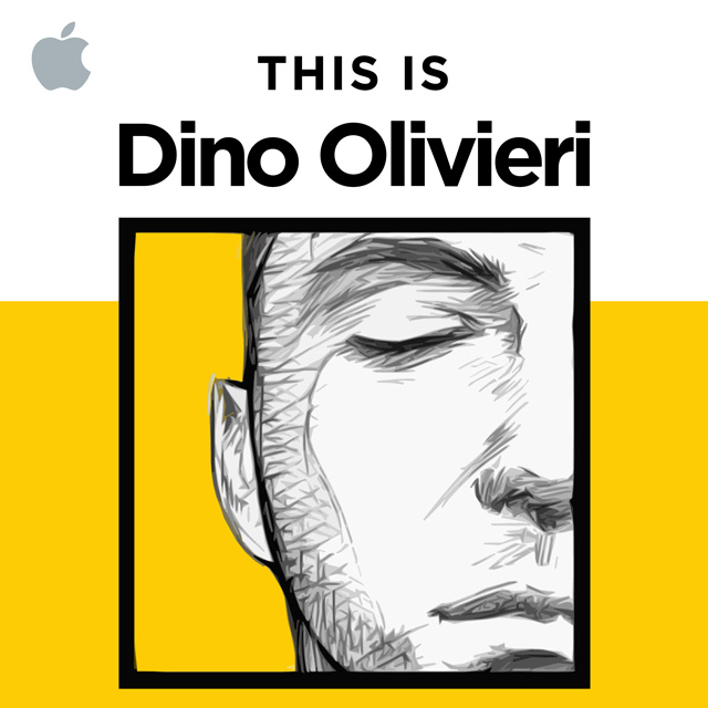 This is Dino Olivieri on AppleMusic