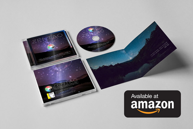 ZENTAO Relaxing Music Vol.1 CD Audio at Amazon